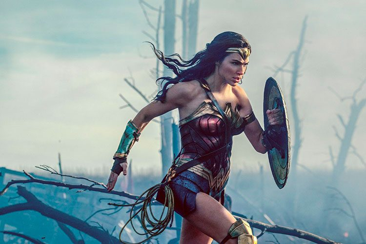 Wonder Woman arrasa en Twitter