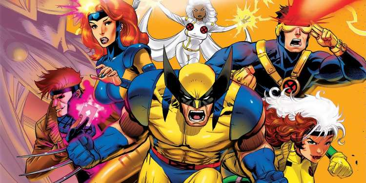 X-Men en Marvel vs. Capcom: Infinite