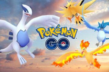Moltres y Zapdos llegan a Pokémon GO