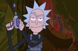 Rick y Morty 3x01