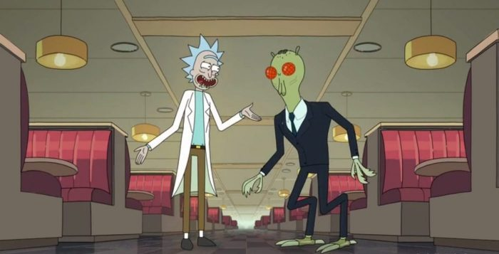 Rick y Morty 3x01