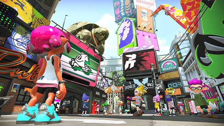 Splatoon vs Splatoon 2