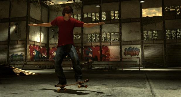 Tony Hawk's Pro Skater HD en Steam