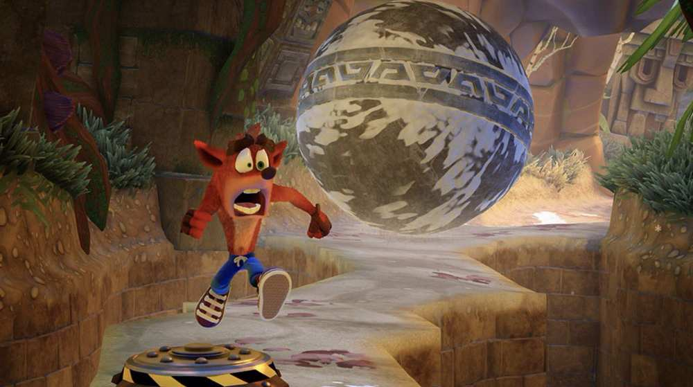 análisis de Crash Bandicoot N. Sane Trilogy para PlayStation 4