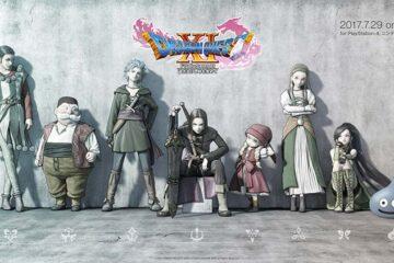 anuncios japoneses de Dragon Quest XI