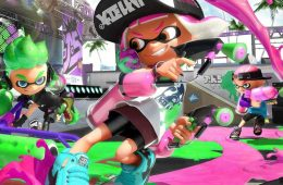 armas de Splatoon 2