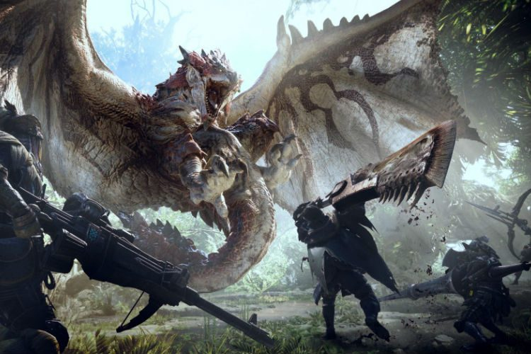 armas de monster hunter world