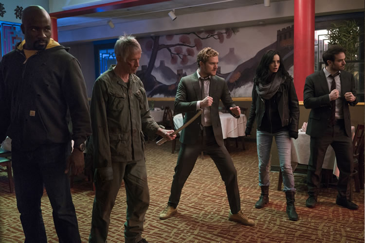avance de the defenders todos