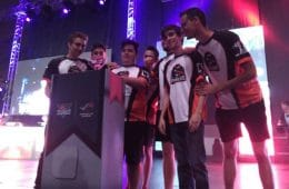 G-Lab Penguins se proclama campeón de ASUS ROG Island of Legends