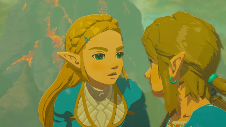 cooperativo para The Legend of Zelda: Breath of the Wild