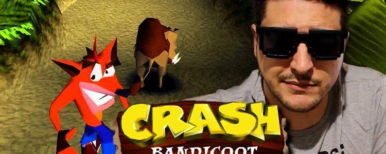 BitBack: Saltando y muriendo en el Crash Bandicoot de PlayStation