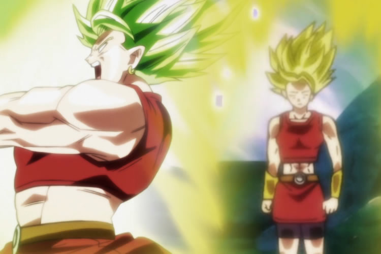 dragon ball 101 kale