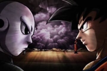 dragon ball super 100 jiren vs goku