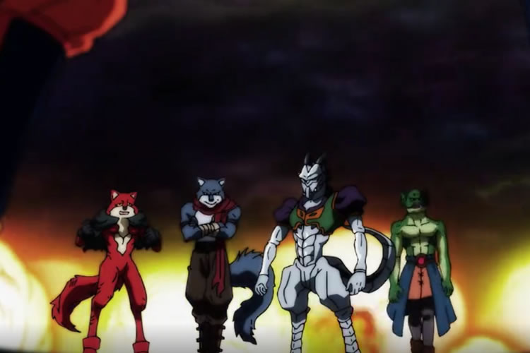 dragon ball super 98 universo 9