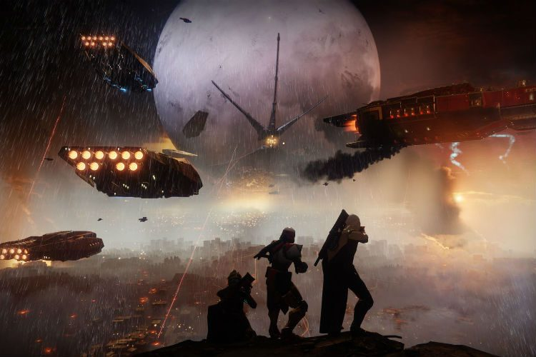 errores en la beta de destiny 2