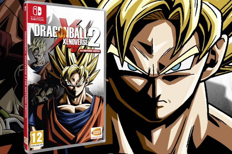 fecha de lanzamiento de dragon ball xenoverse 2 en nintendo switch