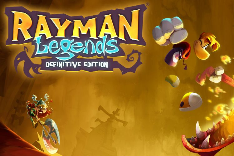 fecha de lanzamiento de rayman legends definitive edition