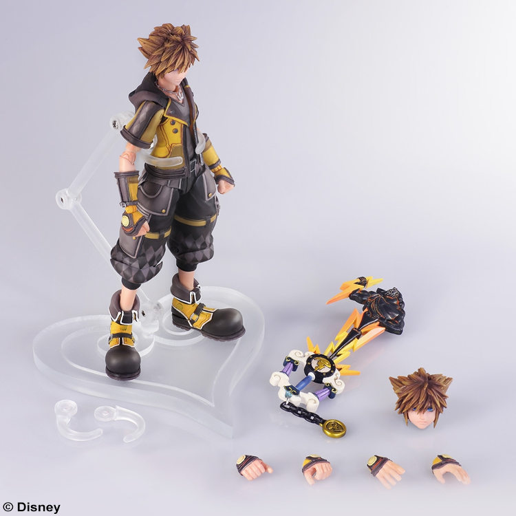 figuras toy story de kingdom hearts iii