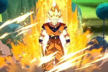 Nuevo gameplay de Dragon Ball FighterZ mostrado en el EVO 2017