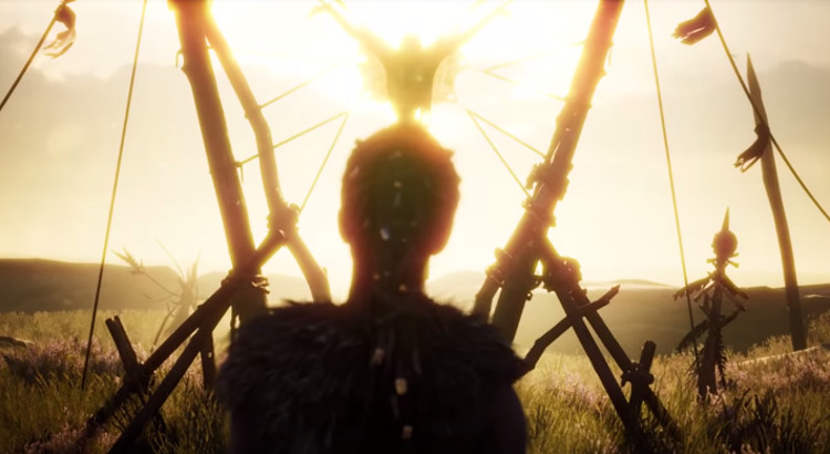 mejoras de Hellblade: Senua's Sacrifice en Playstation 4 Pro