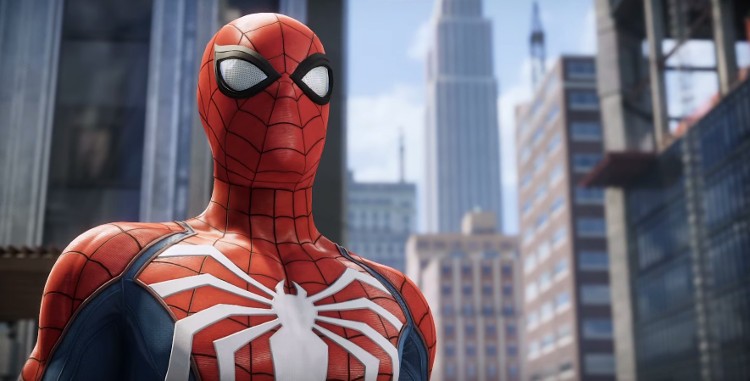 historia del spider-man de playstation 4