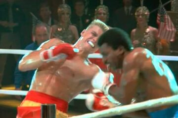 Ivan Drago en Creed 2