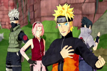 nuevo gameplay de naruto to boruto shinobi striker