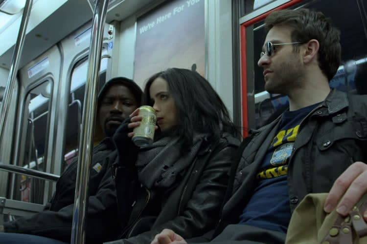 nuevo trailer de the defenders