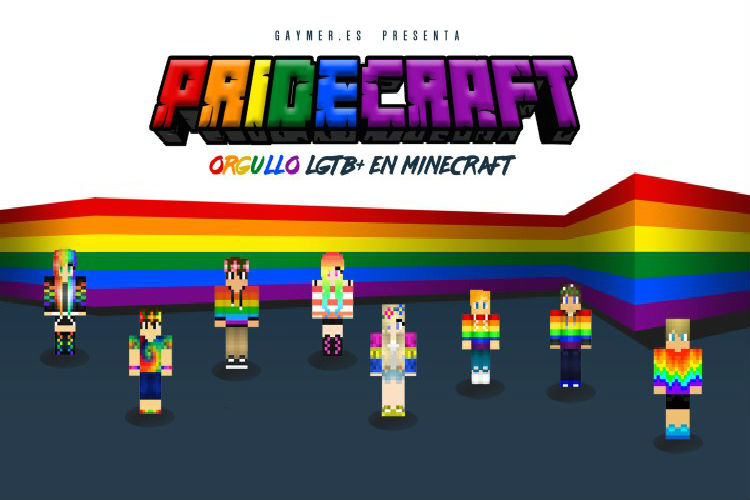 orgullo minecraft