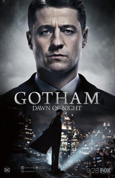 poster de la cuarta temporada de gotham