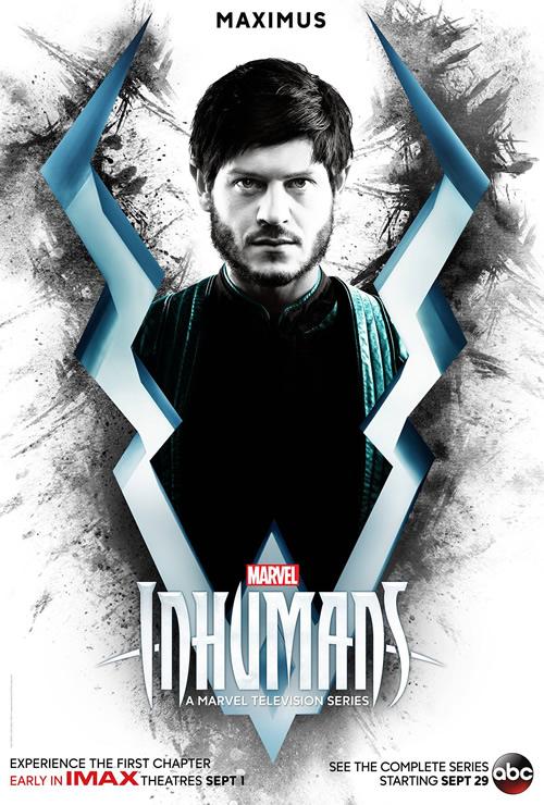 posters de inhumans maximus