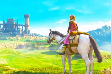protagonista de dragon quest xi