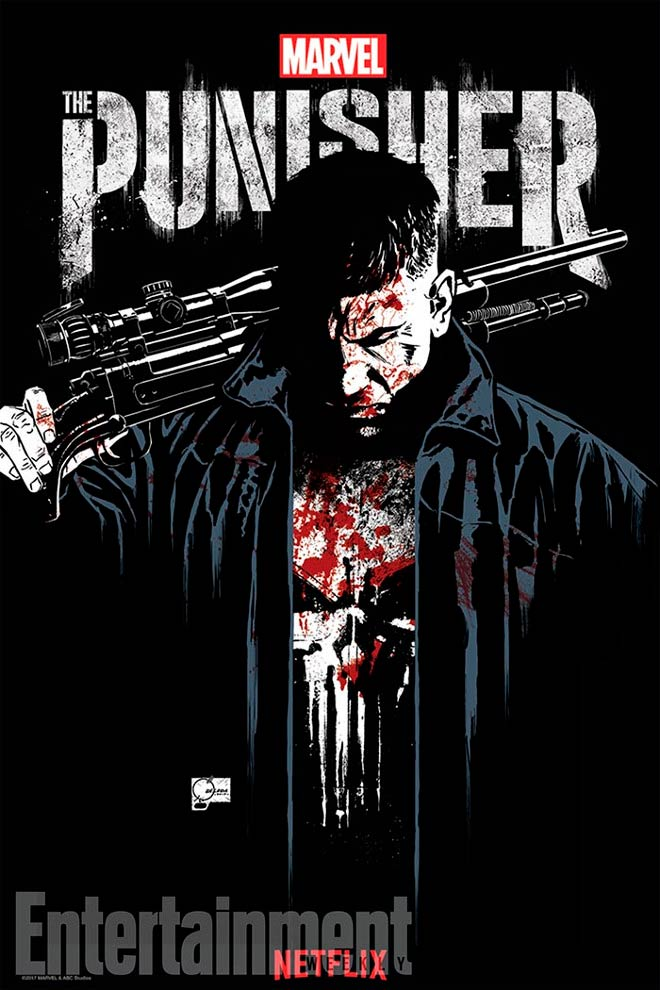 Póster de The Punisher