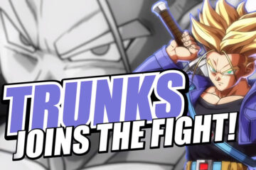 trailer de trunks en dragon ball fighterz