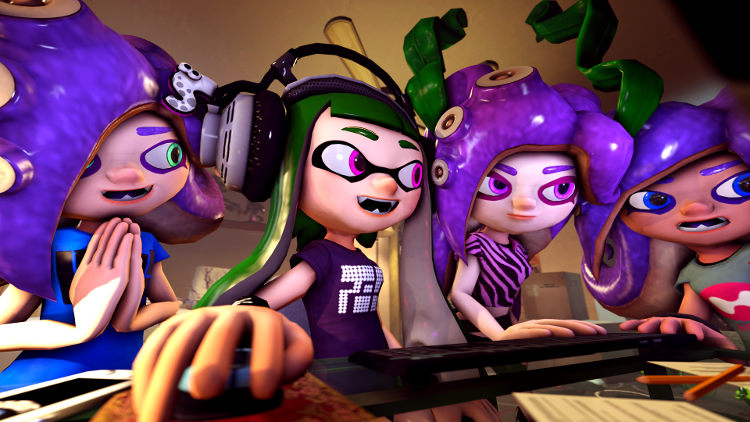 ventas de Splatoon 2