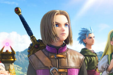 video prologo de dragon quest xi