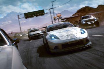 BMW M5 en Need for Speed Payback de Gamescom 2017