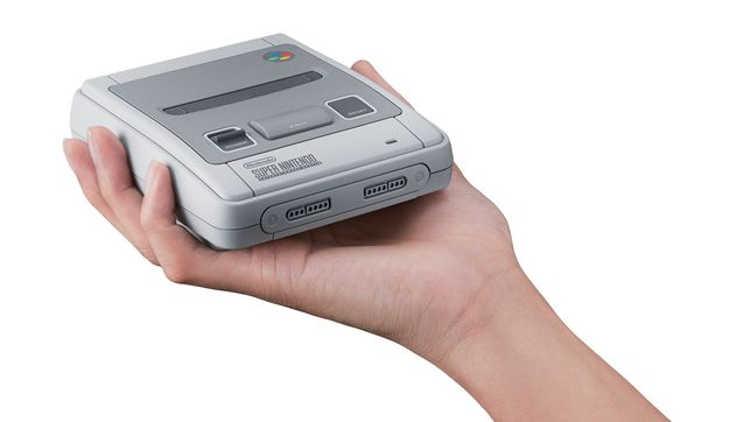 cómo rebobinar juegos en Super Nintendo Classic Mini