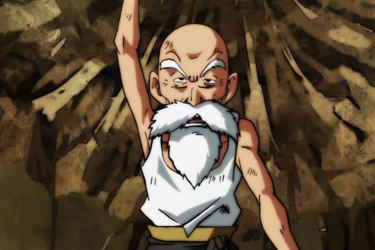 dragon ball super 105 roshi kame