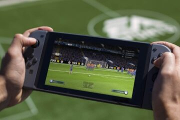 gameplay de fifa 18 en nintendo switch