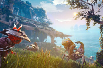 gameplay del combate de biomutant