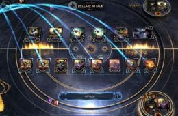 hex card clash llega a playstation 4