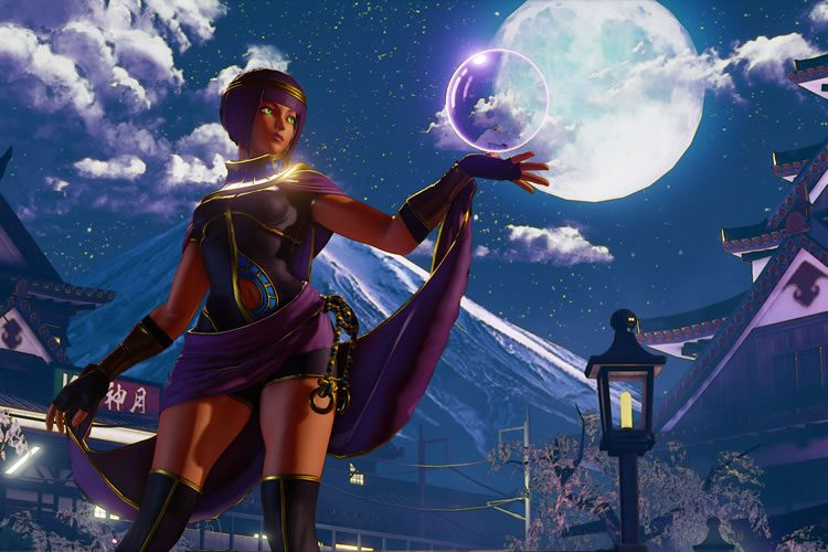 menat en street fighter v