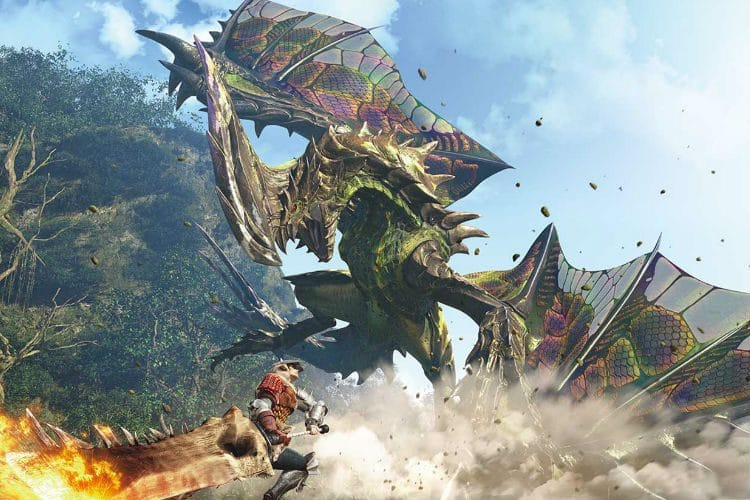 misiones gratuitas de monster hunter world