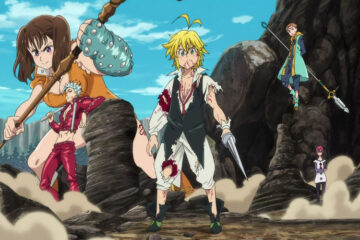 nuevas imagenes de the seven deadly sins knights of britannia