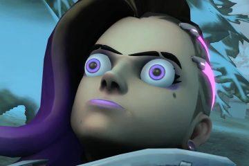 nuevo corto animado de Overwatch de Gamescom 2017