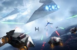 nuevo gameplay de Star Wars Battlefront II en Gamescom 2017