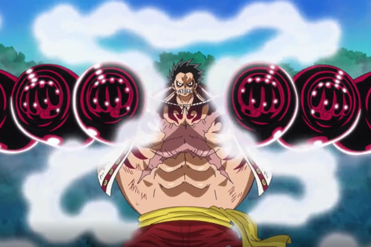 one piece 800 kong organ