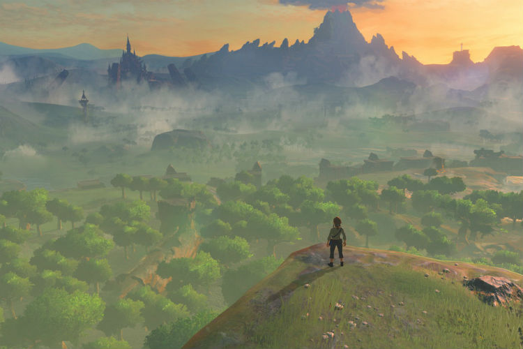 parche 1 3 1 de the legend of zelda breath of the wild