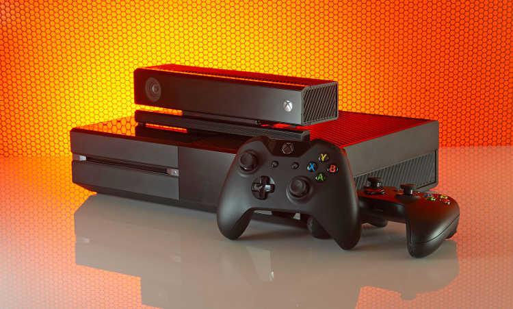 producción de Xbox One
